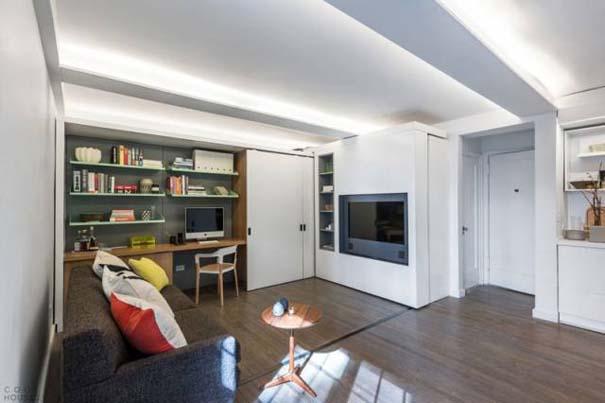 Μικροσκοπικό διαμέρισμα - transformer έχει όλα όσα θα μπορούσατε να χρειαστείτε (3)
