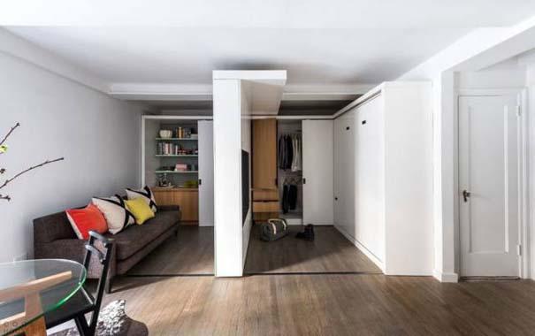 Μικροσκοπικό διαμέρισμα - transformer έχει όλα όσα θα μπορούσατε να χρειαστείτε (6)
