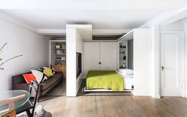 Μικροσκοπικό διαμέρισμα - transformer έχει όλα όσα θα μπορούσατε να χρειαστείτε (7)