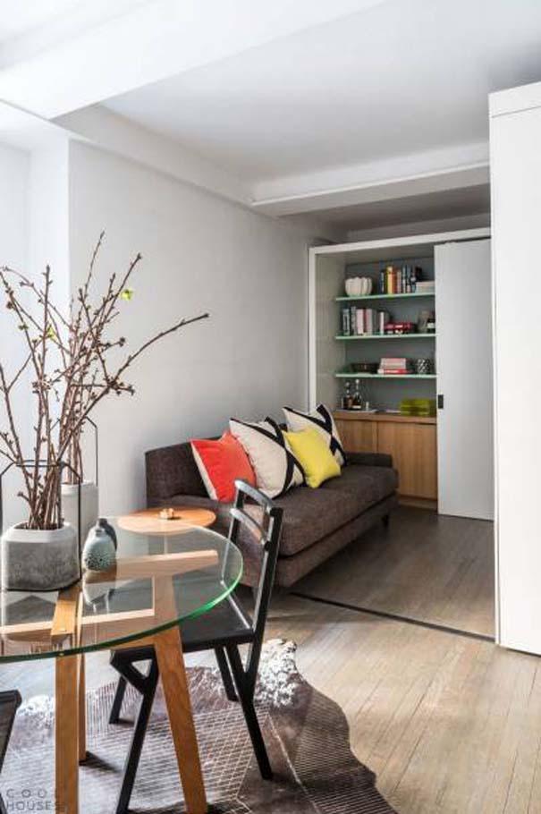 Μικροσκοπικό διαμέρισμα - transformer έχει όλα όσα θα μπορούσατε να χρειαστείτε (8)
