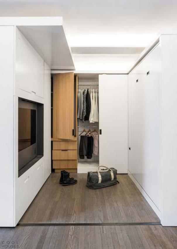 Μικροσκοπικό διαμέρισμα - transformer έχει όλα όσα θα μπορούσατε να χρειαστείτε (9)