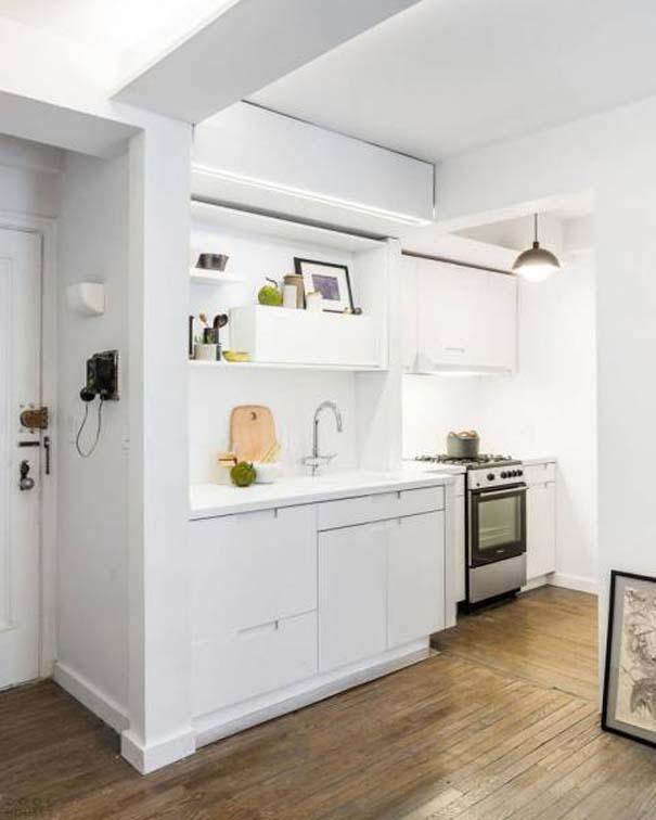 Μικροσκοπικό διαμέρισμα - transformer έχει όλα όσα θα μπορούσατε να χρειαστείτε (10)