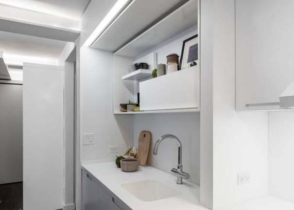 Μικροσκοπικό διαμέρισμα - transformer έχει όλα όσα θα μπορούσατε να χρειαστείτε (12)