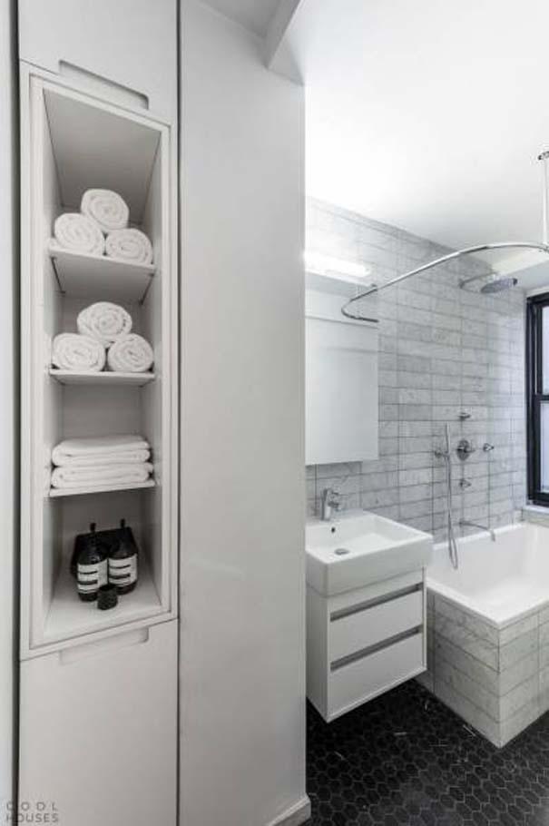 Μικροσκοπικό διαμέρισμα - transformer έχει όλα όσα θα μπορούσατε να χρειαστείτε (15)