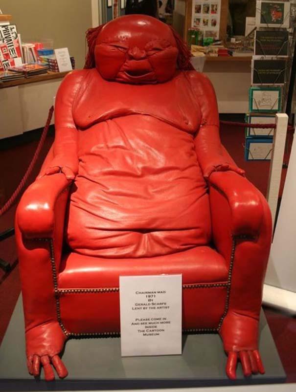 Παράξενες και περίτεχνες καρέκλες #12 (1)