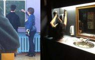 14+1 «περίεργες» φωτογραφίες που αναζητούν εξήγηση