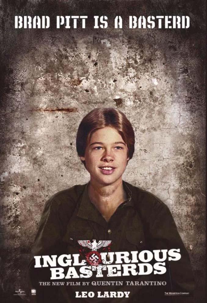 Posters ταινιών με παιδικές φωτογραφίες των πρωταγωνιστών (7)