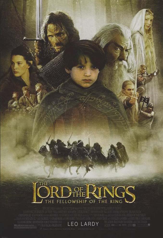 Posters ταινιών με παιδικές φωτογραφίες των πρωταγωνιστών (11)