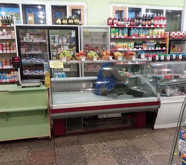 Ποτέ δεν ξέρεις τι μπορεί να συναντήσεις όταν πας στο σούπερ μάρκετ (5)