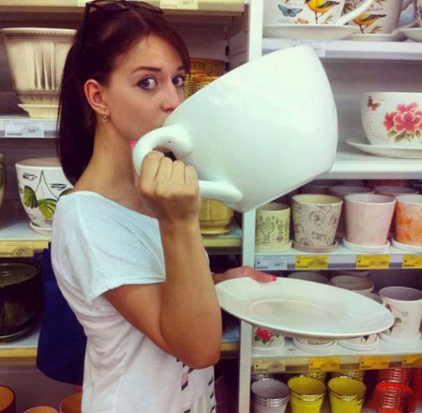 Ποτέ δεν ξέρεις τι μπορεί να συναντήσεις όταν πας στο σούπερ μάρκετ (15)