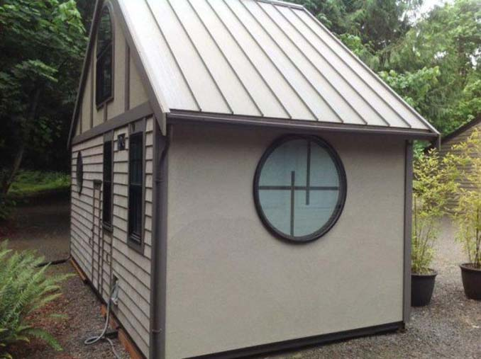 Πως είναι άραγε το εσωτερικό αυτού του μικροσκοπικού σπιτιού; (9)