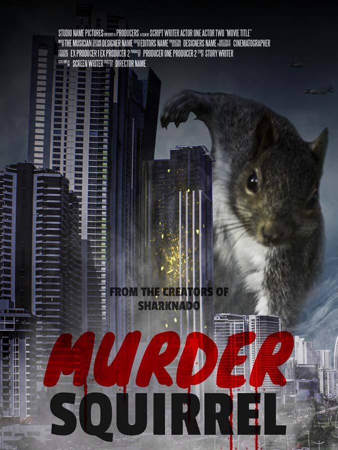 Σκίουρος σε πόζα σούπερ ήρωα έγινε αφορμή για ένα ξεκαρδιστικό Photoshop Battle (12)