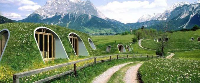 Σπίτια Hobbit (4)