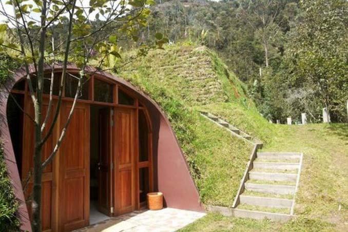 Σπίτια Hobbit (10)