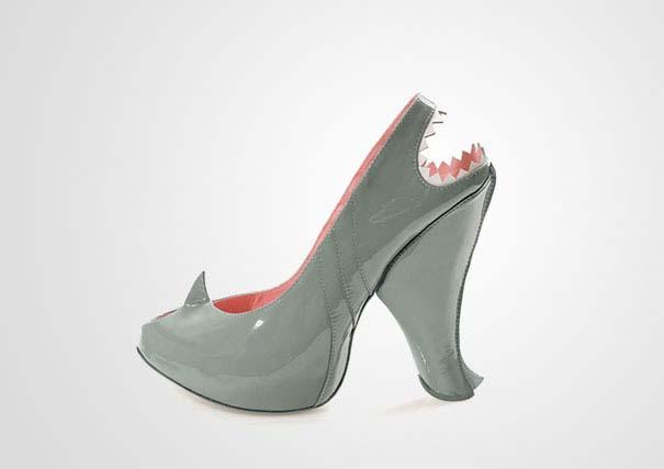 Τρελά και απίστευτα παπούτσια #23 (1)