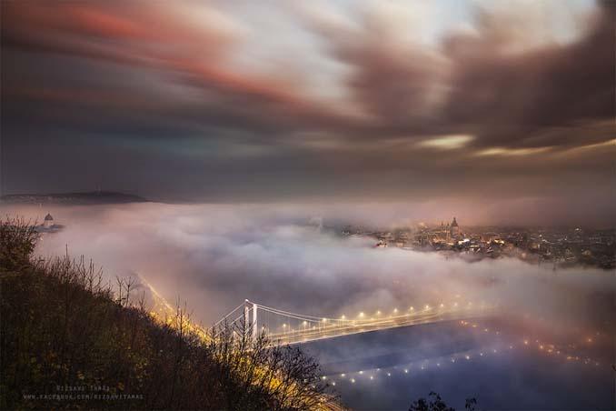Φωτογράφος αφιέρωσε τέσσερα χρόνια απαθανατίζοντας τη Βουδαπέστη στην ομίχλη (3)