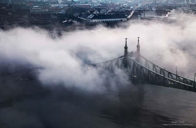 Φωτογράφος αφιέρωσε τέσσερα χρόνια απαθανατίζοντας τη Βουδαπέστη στην ομίχλη (5)