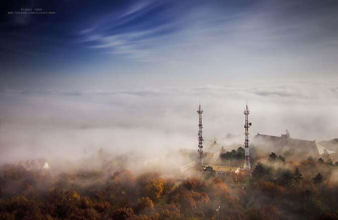 Φωτογράφος αφιέρωσε τέσσερα χρόνια απαθανατίζοντας τη Βουδαπέστη στην ομίχλη (7)