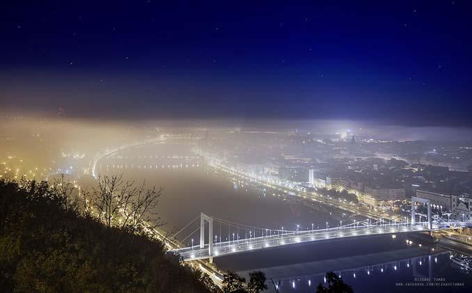 Φωτογράφος αφιέρωσε τέσσερα χρόνια απαθανατίζοντας τη Βουδαπέστη στην ομίχλη (10)