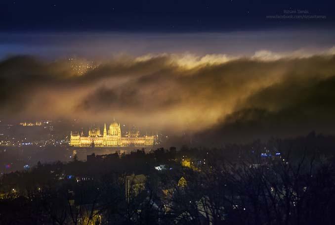 Φωτογράφος αφιέρωσε τέσσερα χρόνια απαθανατίζοντας τη Βουδαπέστη στην ομίχλη (14)