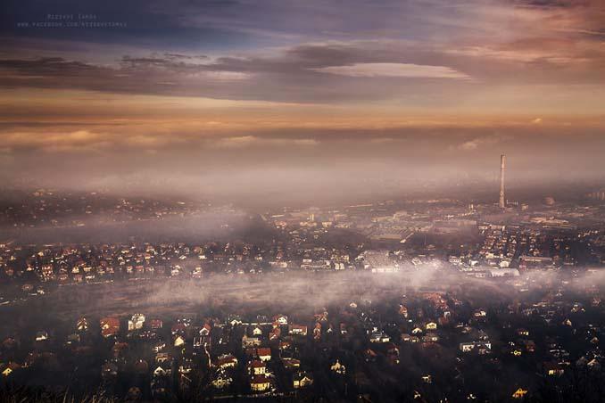 Φωτογράφος αφιέρωσε τέσσερα χρόνια απαθανατίζοντας τη Βουδαπέστη στην ομίχλη (15)