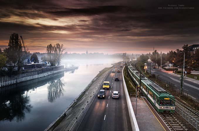 Φωτογράφος αφιέρωσε τέσσερα χρόνια απαθανατίζοντας τη Βουδαπέστη στην ομίχλη (16)