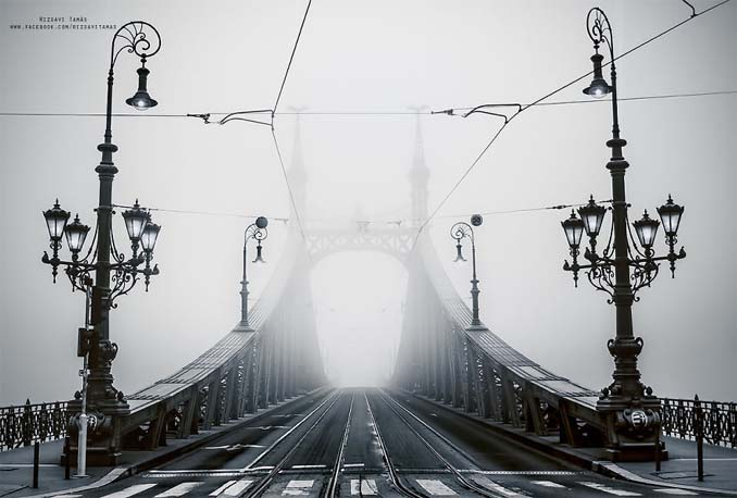 Φωτογράφος αφιέρωσε τέσσερα χρόνια απαθανατίζοντας τη Βουδαπέστη στην ομίχλη (19)