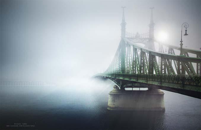 Φωτογράφος αφιέρωσε τέσσερα χρόνια απαθανατίζοντας τη Βουδαπέστη στην ομίχλη (20)
