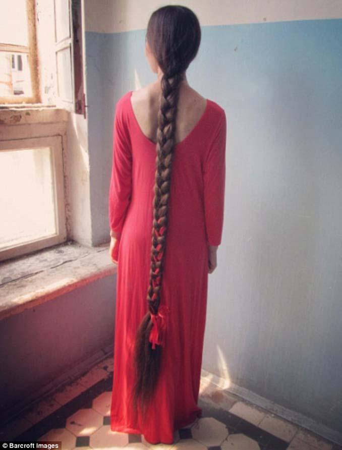 Η αληθινή Ραπουνζέλ που έχει μήκος μαλλιών 2,2 μέτρα (3)
