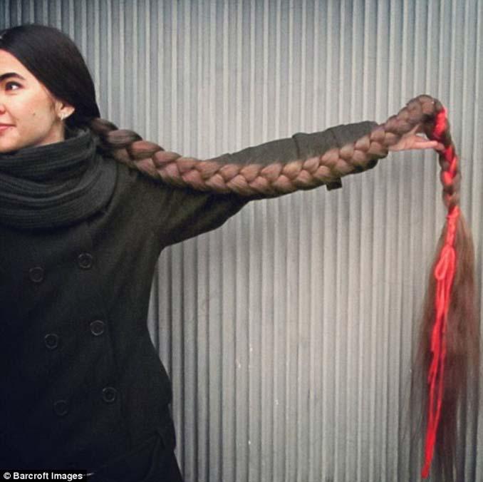 Η αληθινή Ραπουνζέλ που έχει μήκος μαλλιών 2,2 μέτρα (8)