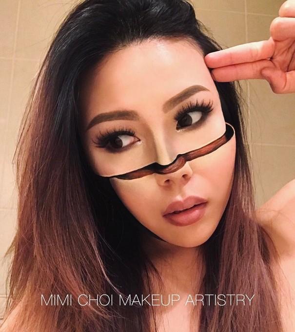 Αλλόκοτα αλλά εντυπωσιακά μακιγιάζ ειδικών εφέ από την Mimi Choi (2)
