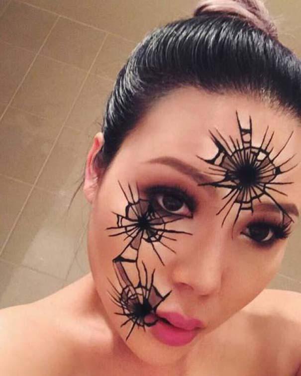 Αλλόκοτα αλλά εντυπωσιακά μακιγιάζ ειδικών εφέ από την Mimi Choi (3)