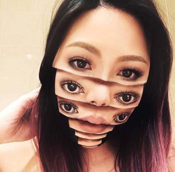 Αλλόκοτα αλλά εντυπωσιακά μακιγιάζ ειδικών εφέ από την Mimi Choi (4)
