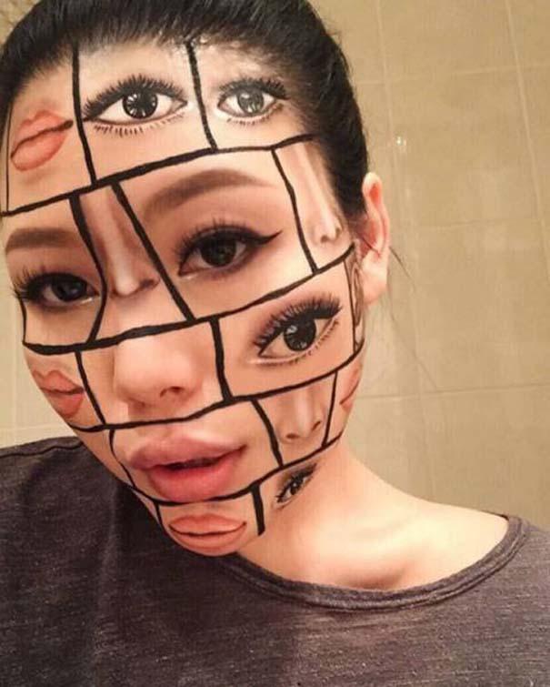 Αλλόκοτα αλλά εντυπωσιακά μακιγιάζ ειδικών εφέ από την Mimi Choi (5)
