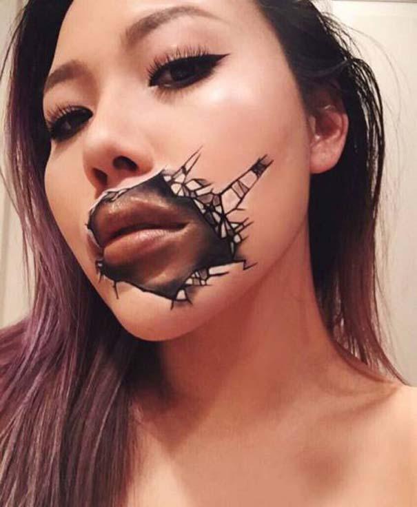 Αλλόκοτα αλλά εντυπωσιακά μακιγιάζ ειδικών εφέ από την Mimi Choi (10)