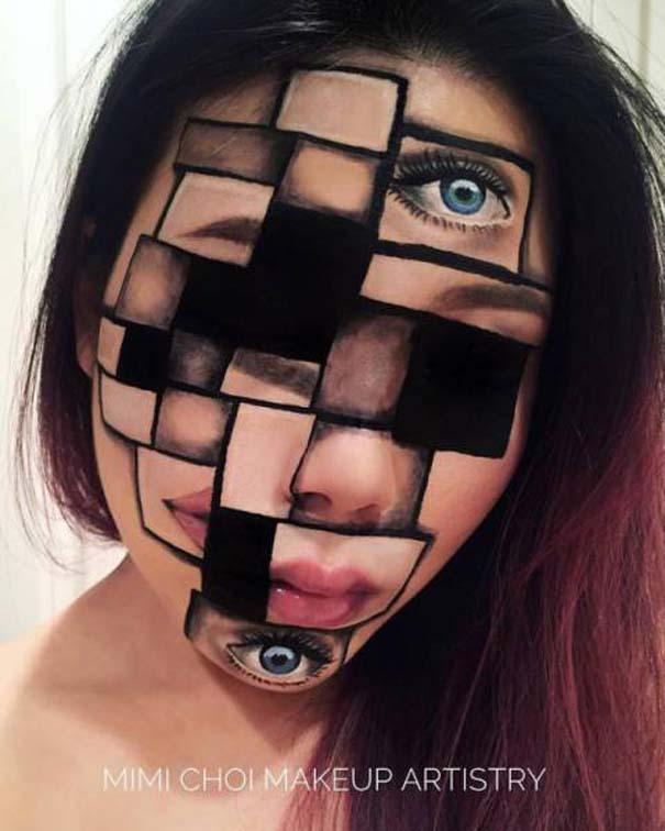 Αλλόκοτα αλλά εντυπωσιακά μακιγιάζ ειδικών εφέ από την Mimi Choi (14)