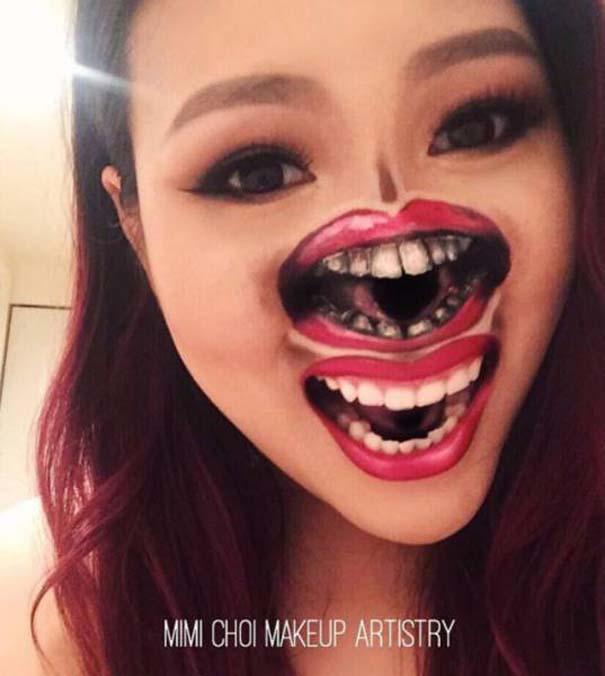 Αλλόκοτα αλλά εντυπωσιακά μακιγιάζ ειδικών εφέ από την Mimi Choi (15)