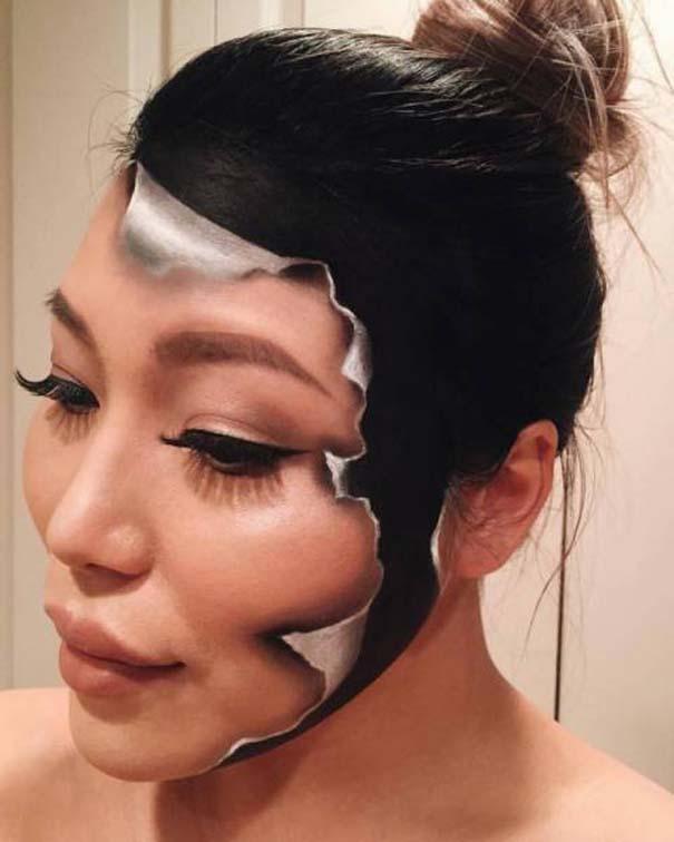 Αλλόκοτα αλλά εντυπωσιακά μακιγιάζ ειδικών εφέ από την Mimi Choi (17)