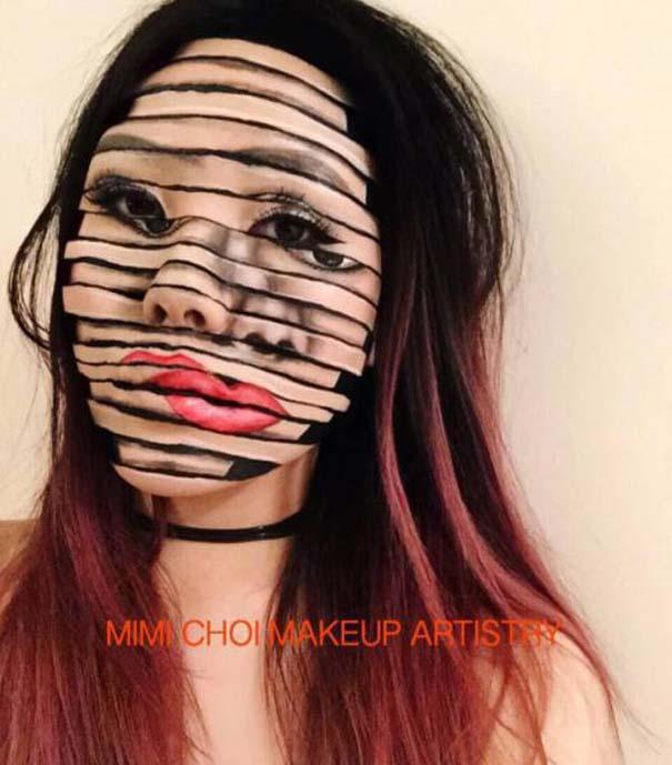 Αλλόκοτα αλλά εντυπωσιακά μακιγιάζ ειδικών εφέ από την Mimi Choi (18)