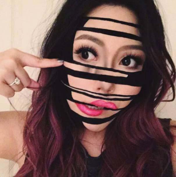 Αλλόκοτα αλλά εντυπωσιακά μακιγιάζ ειδικών εφέ από την Mimi Choi (19)