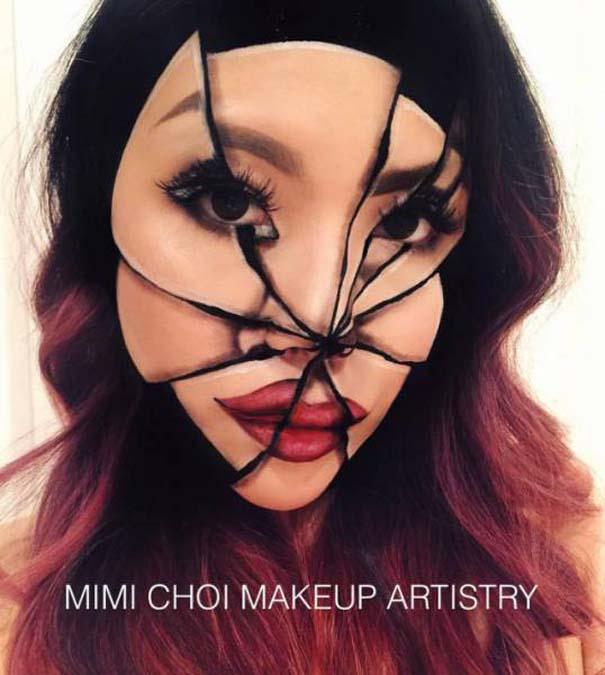 Αλλόκοτα αλλά εντυπωσιακά μακιγιάζ ειδικών εφέ από την Mimi Choi (20)