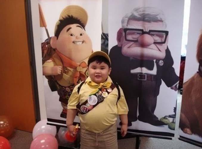 Άνθρωποι που μοιάζουν εκπληκτικά με χαρακτήρες της Disney (1)