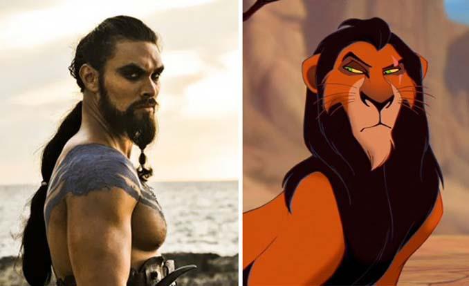 Άνθρωποι που μοιάζουν εκπληκτικά με χαρακτήρες της Disney (9)