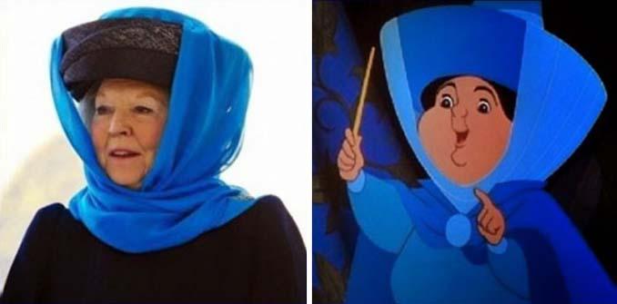 Άνθρωποι που μοιάζουν εκπληκτικά με χαρακτήρες της Disney (11)