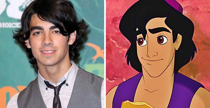 Άνθρωποι που μοιάζουν εκπληκτικά με χαρακτήρες της Disney (13)