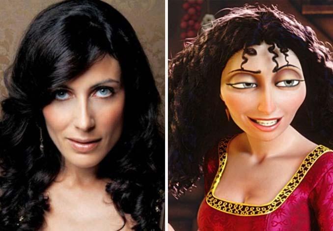 Άνθρωποι που μοιάζουν εκπληκτικά με χαρακτήρες της Disney (15)