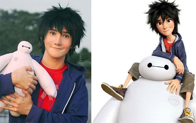 Άνθρωποι που μοιάζουν εκπληκτικά με χαρακτήρες της Disney (17)