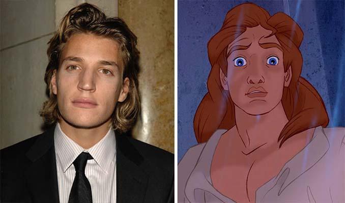 Άνθρωποι που μοιάζουν εκπληκτικά με χαρακτήρες της Disney (20)