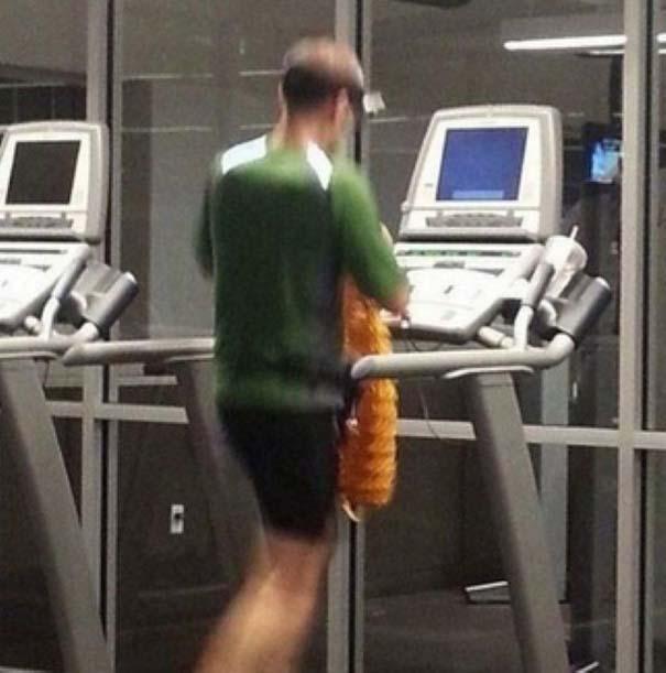 Απερίγραπτες στιγμές στο γυμναστήριο (5)