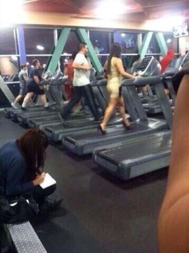 Απερίγραπτες στιγμές στο γυμναστήριο (14)